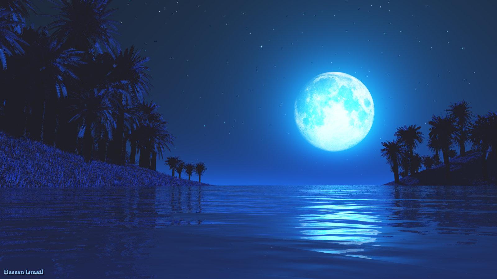 beautiful moon light love hd wallpapers,sky,nature,moonlight,moon,light