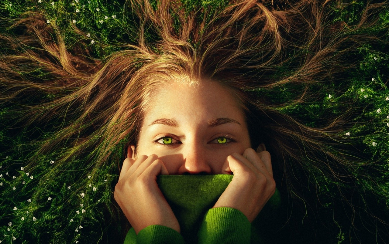 green eyes wallpaper,hair,people in nature,green,face,beauty