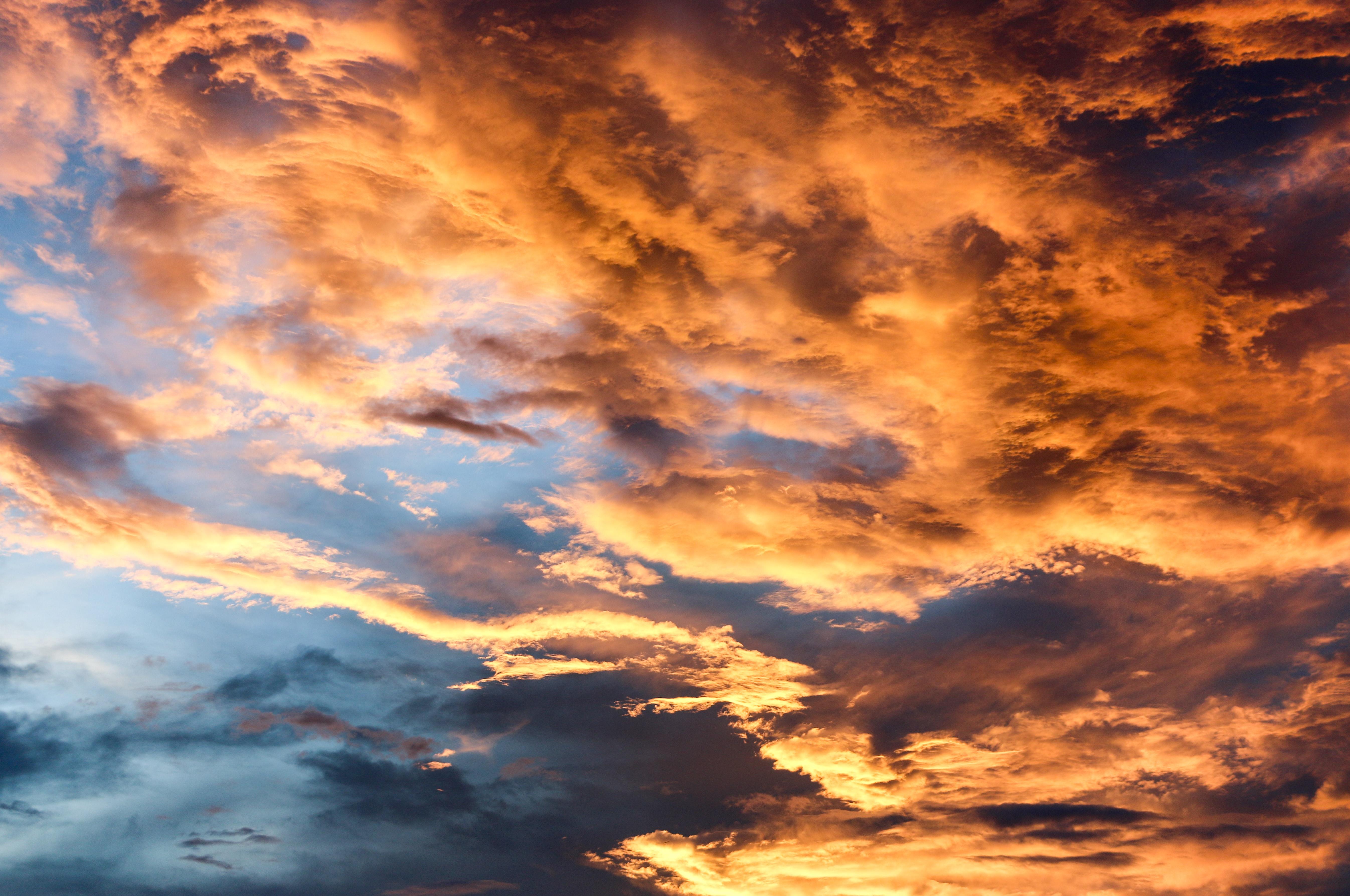 sunset wallpaper,sky,cloud,afterglow,daytime,nature