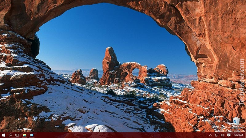 nature theme wallpaper,natural arch,arch,formation,rock,nature