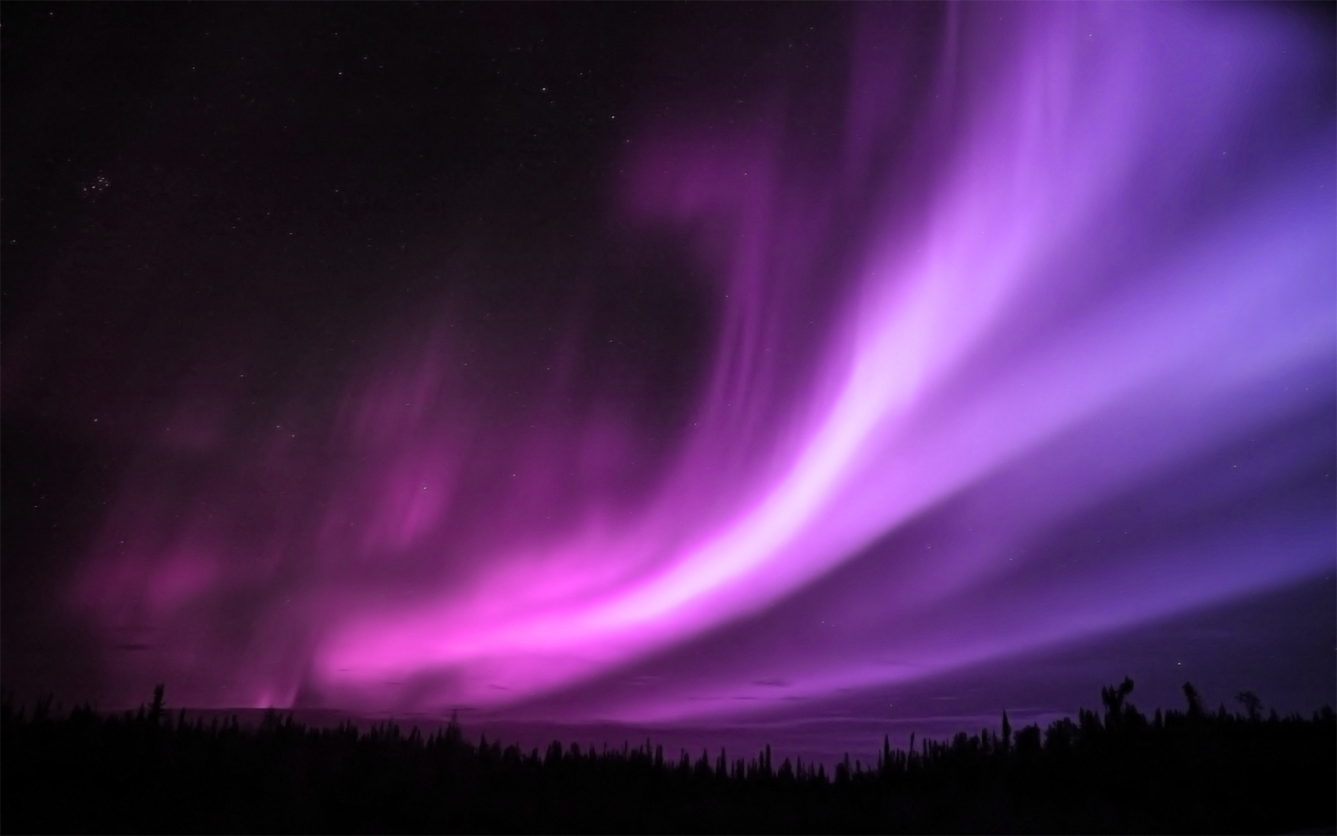 purple desktop wallpaper,sky,purple,violet,aurora,nature