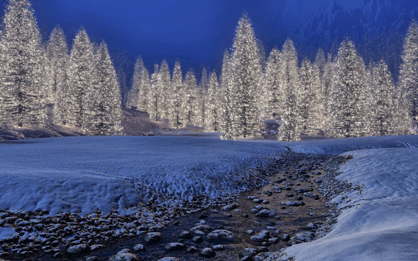 wallpaper for pc full screen,snow,winter,nature,tree,natural landscape