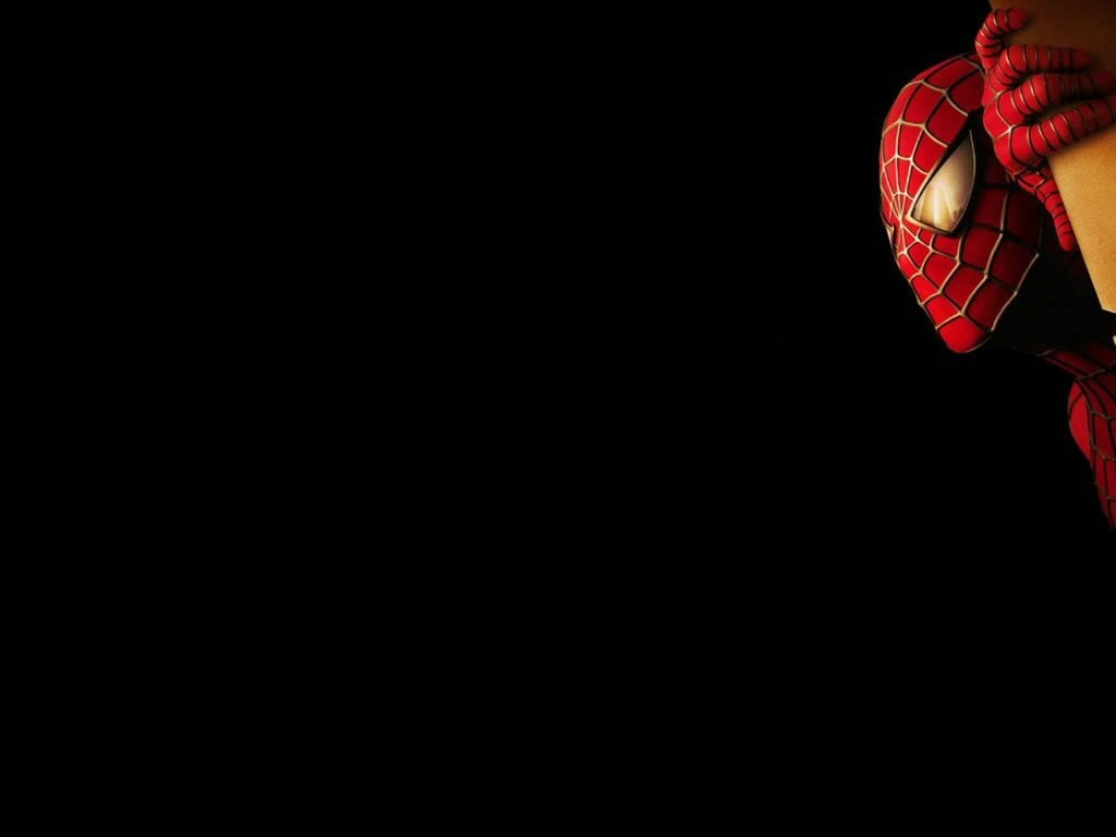 spiderman wallpaper,red,fictional character,darkness,supervillain