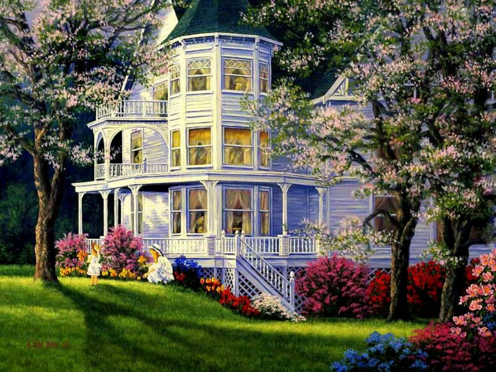 house wallpaper,home,house,property,estate,building