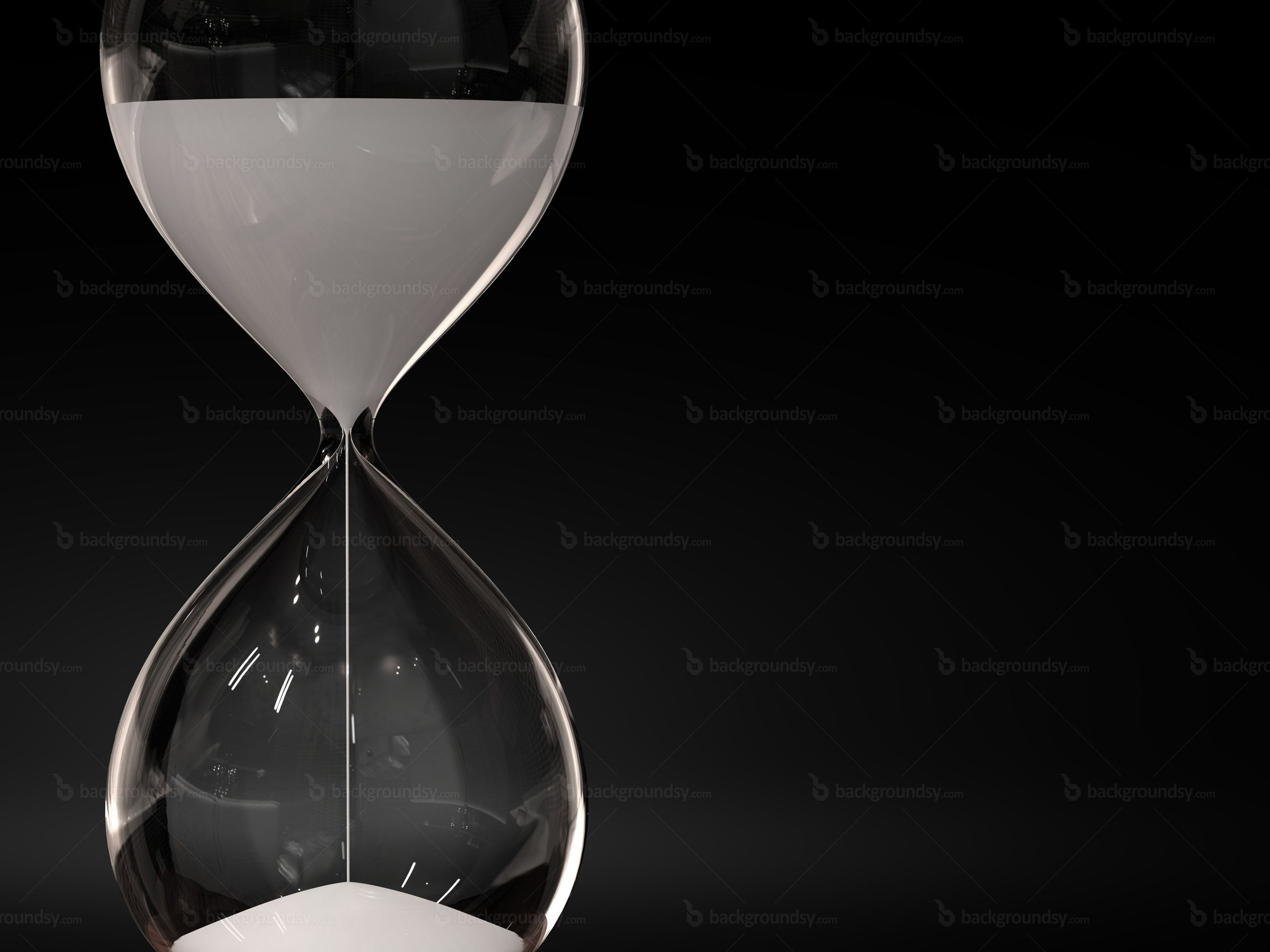 running clock wallpaper for desktop,hourglass,glass,still life photography,stemware,wine glass