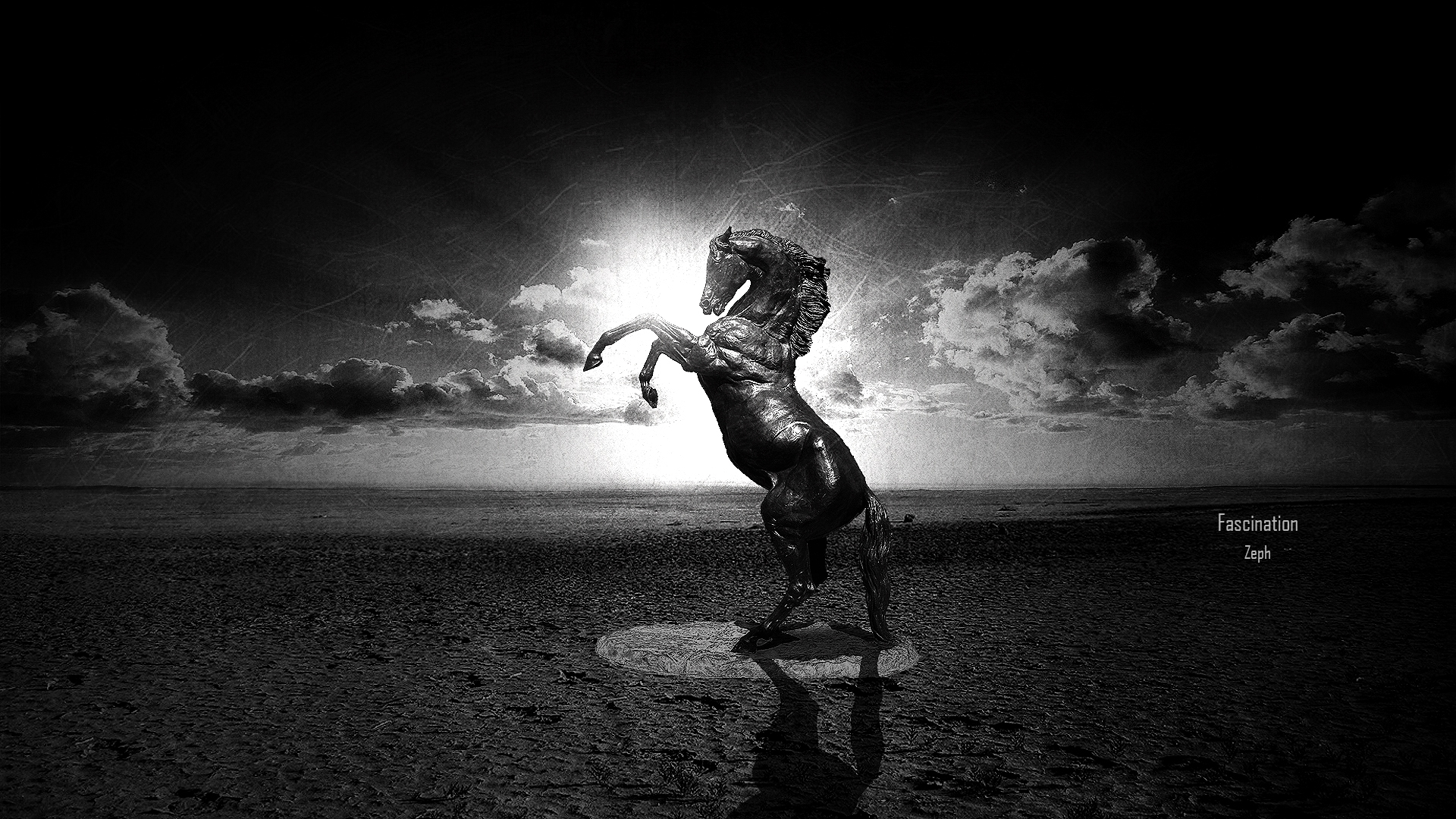 full hd black and white wallpaper,water,black,black and white,sky,monochrome photography