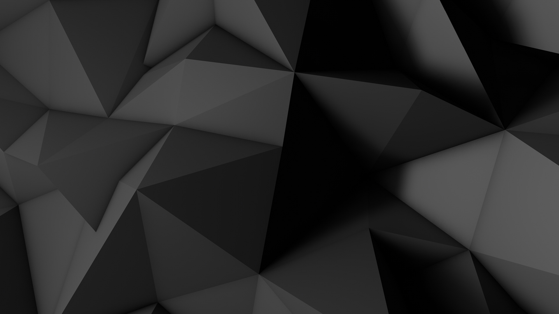 black desktop wallpaper hd,black,black and white,monochrome,triangle,architecture