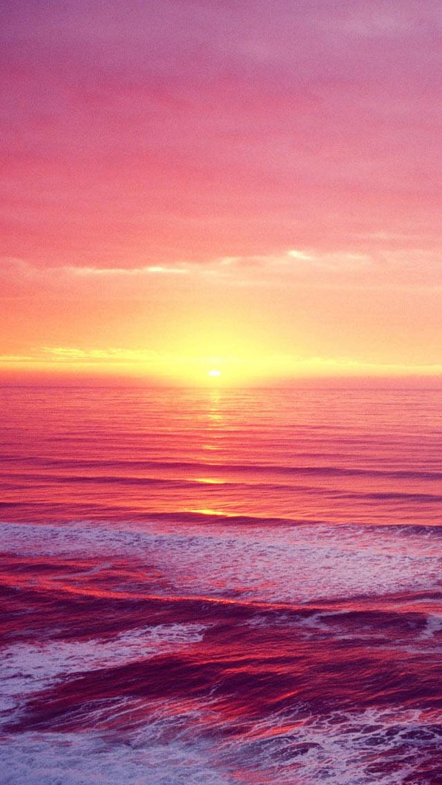 beautiful life wallpaper,sky,horizon,red sky at morning,sunrise,afterglow
