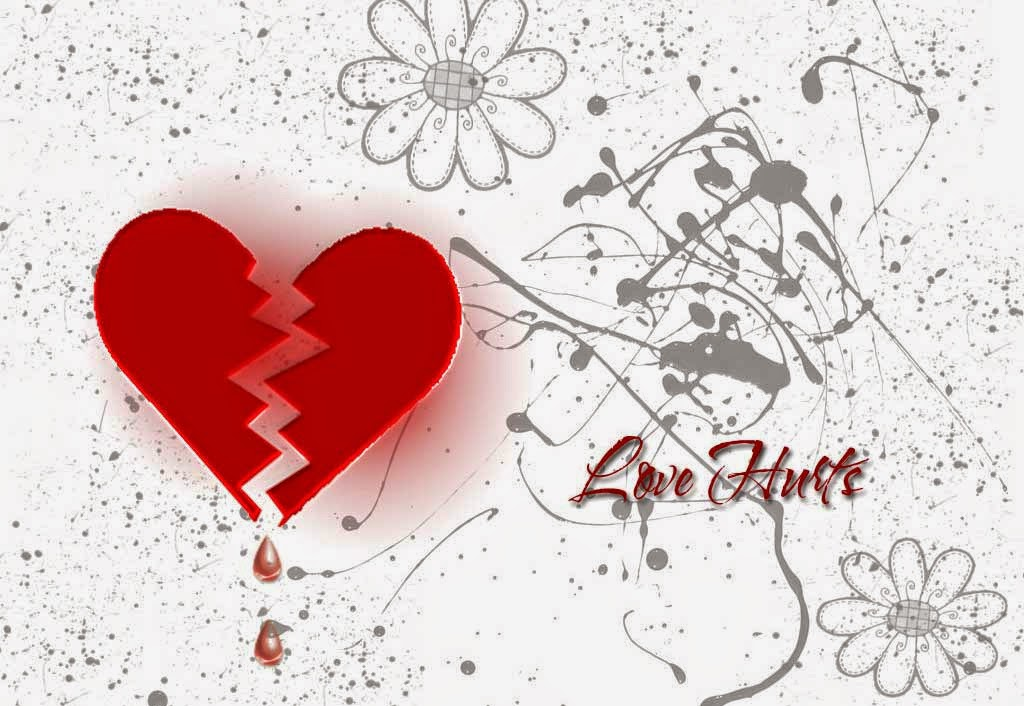 wallpaper love hurts sad hd,heart,love,red,text,valentine's day