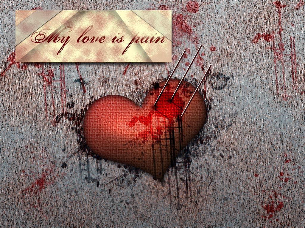 wallpaper love hurts sad hd,heart,red,love,valentine's day,text