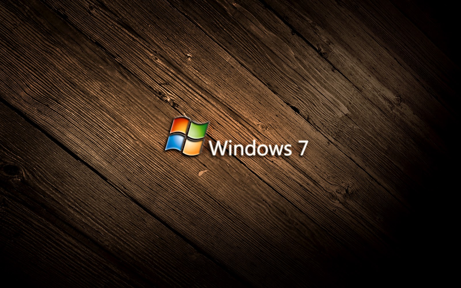 hd desktop wallpapers for windows 7,logo,operating system,text,font,wood