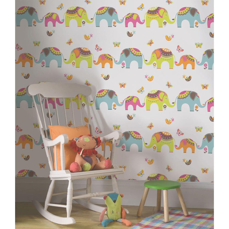 nursery wallpaper b&q,product,furniture ...