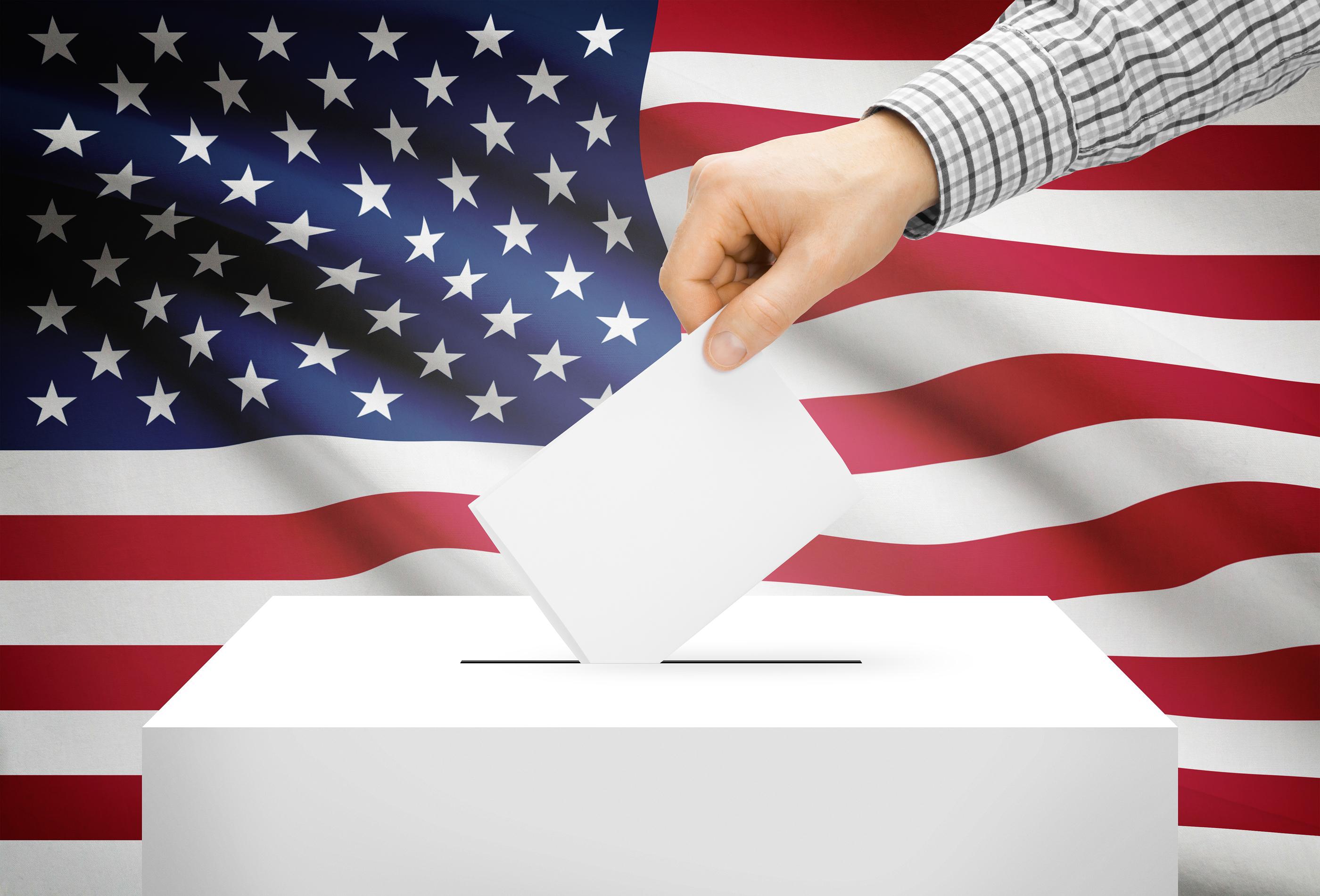 Voting Ballot Boxes
