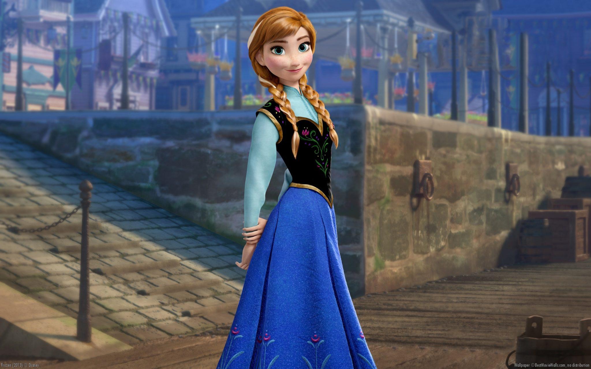 anna wallpaper,blue,clothing,fashion,beauty,dress