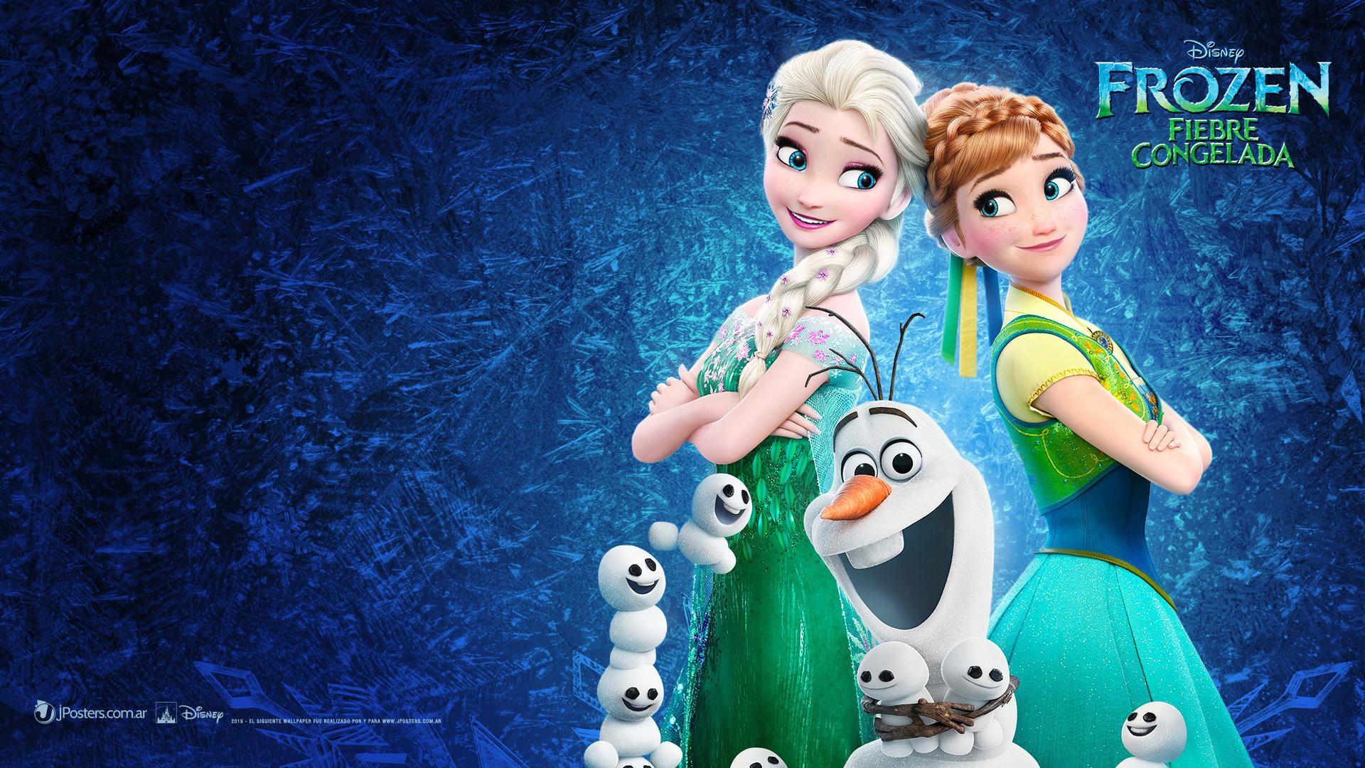 frozen wallpaper elsa and anna,animated cartoon,cartoon,animation,action figure,figurine