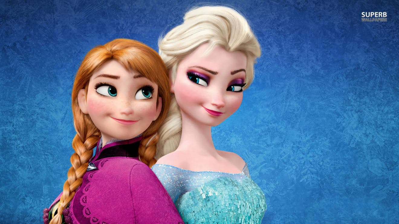 frozen wallpaper elsa and anna,doll,toy,face,barbie,blue