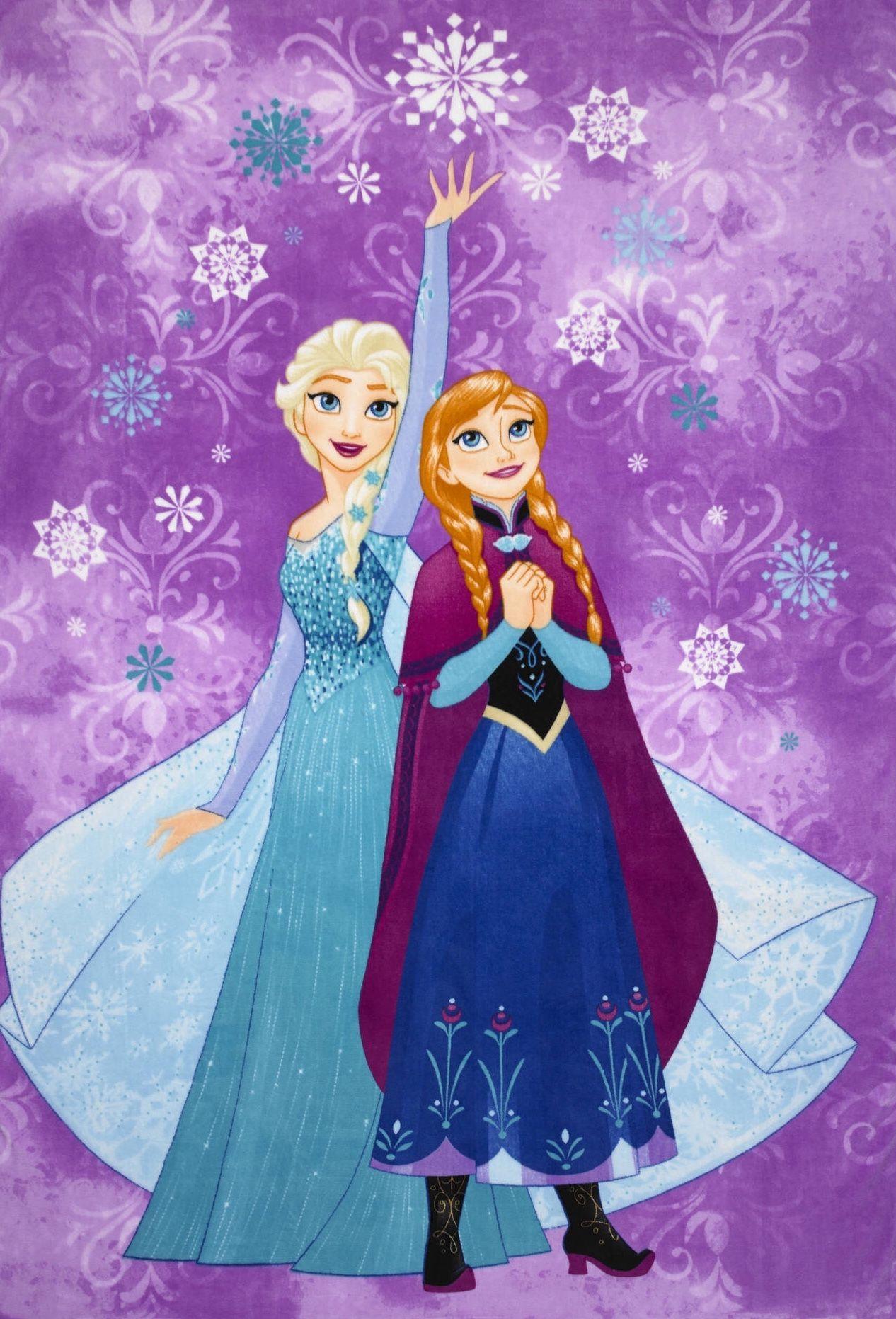 frozen wallpaper elsa and anna,cartoon,violet,purple,illustration,doll