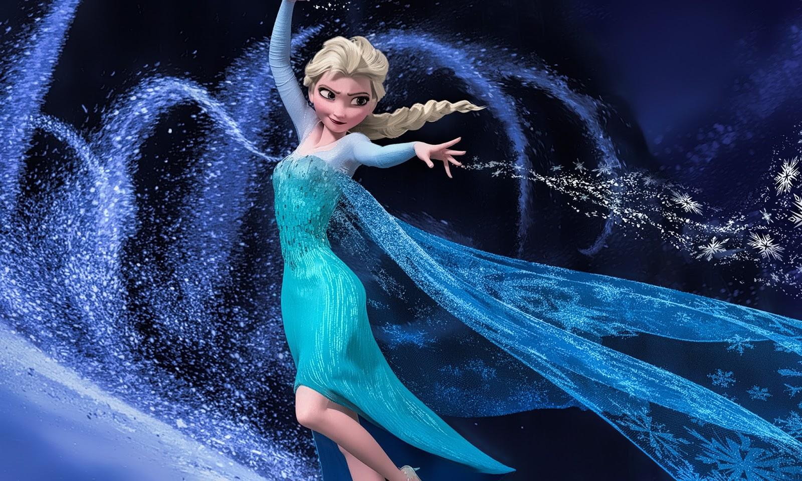 frozen movie wallpaper,cg artwork,water,fictional character,dancer