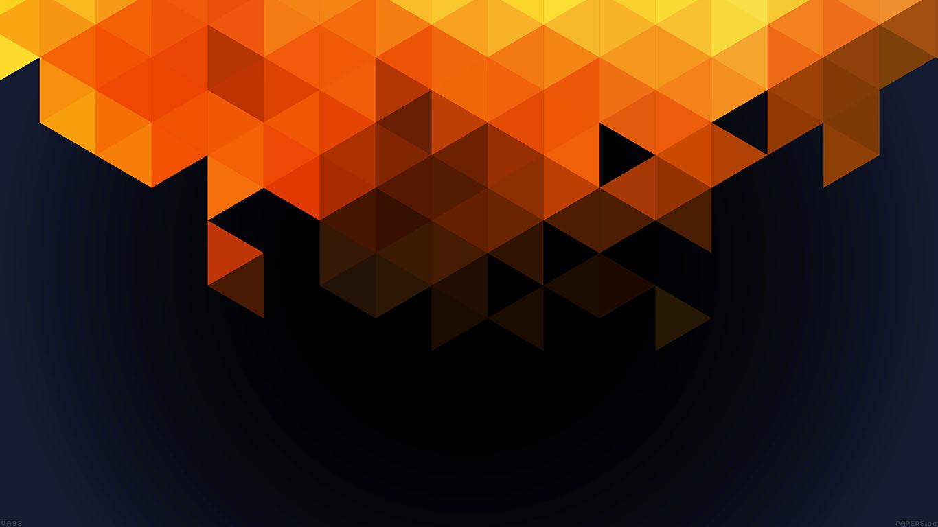 wallpaper 1336 x 768 hd,orange,yellow,pattern,triangle,font