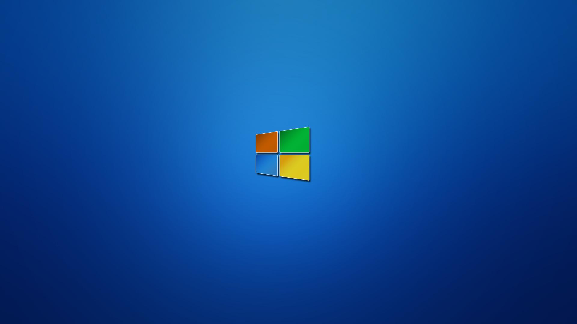 hd desktop wallpapers for windows 10,blue,operating system,azure,logo,font