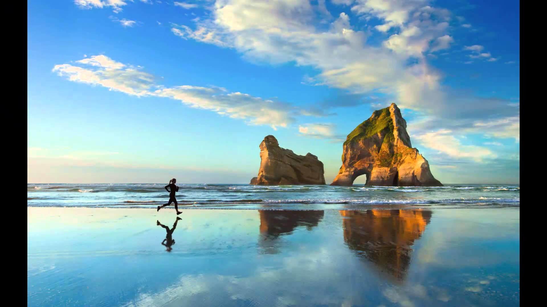 windows 10 lock screen wallpaper download,body of water,natural landscape,nature,sky,ocean