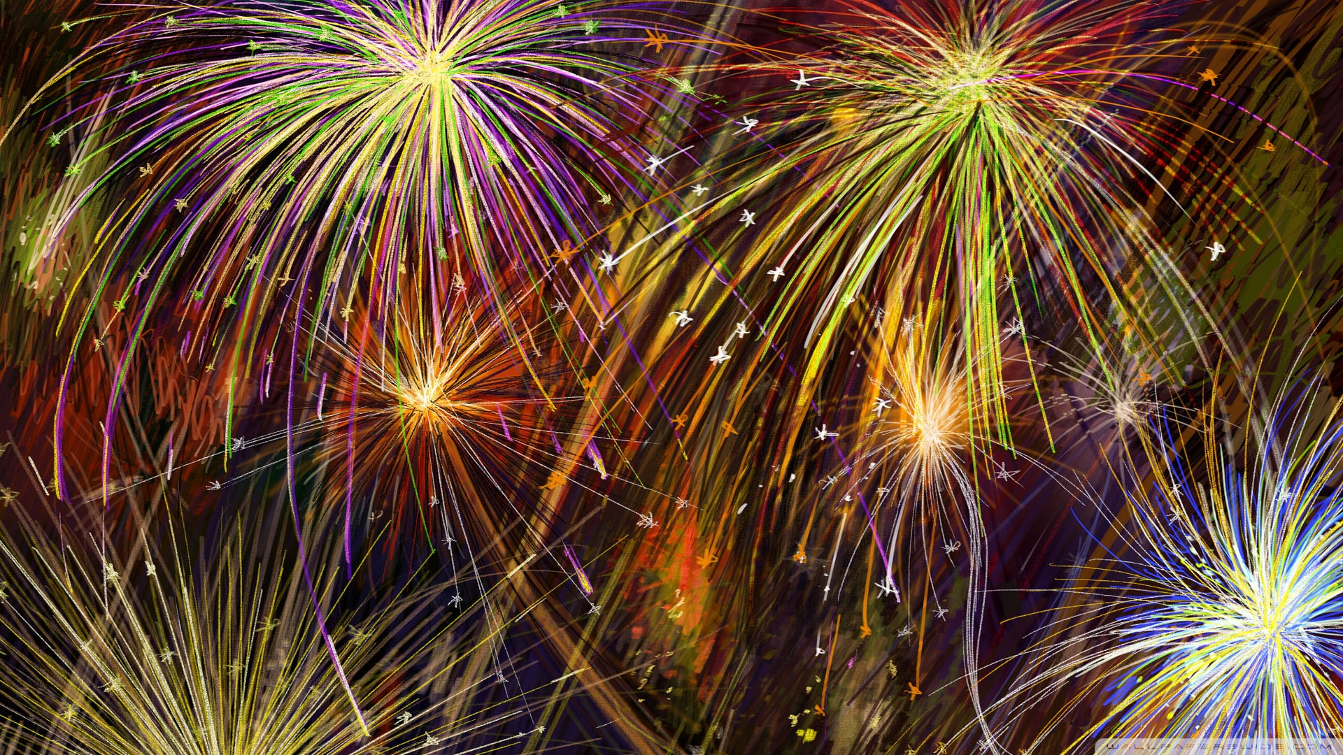 display wallpaper images,fireworks,nature,new years day,diwali,event