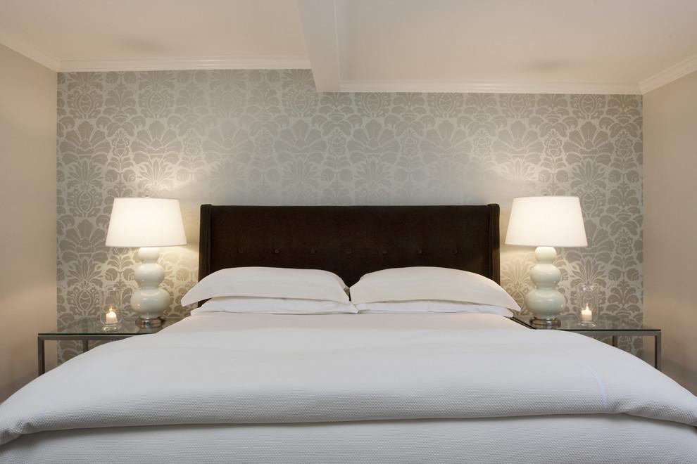 contemporary bedroom wallpaper,bedroom,bed,furniture,room,bed sheet