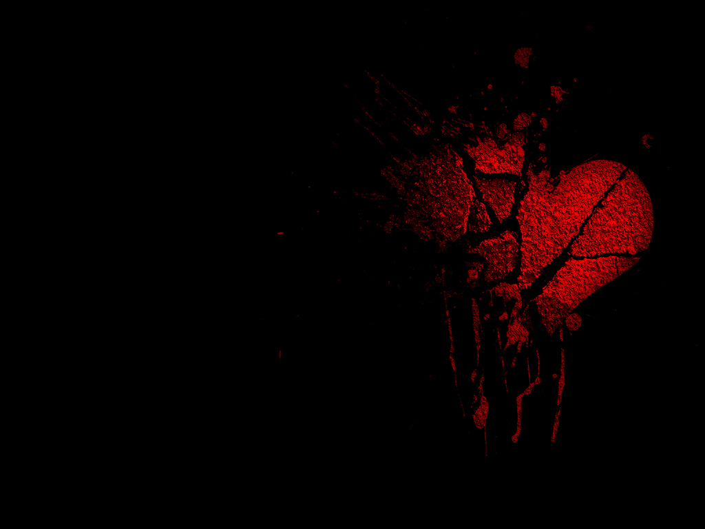 broken heart wallpaper,red,black,darkness,organ,room