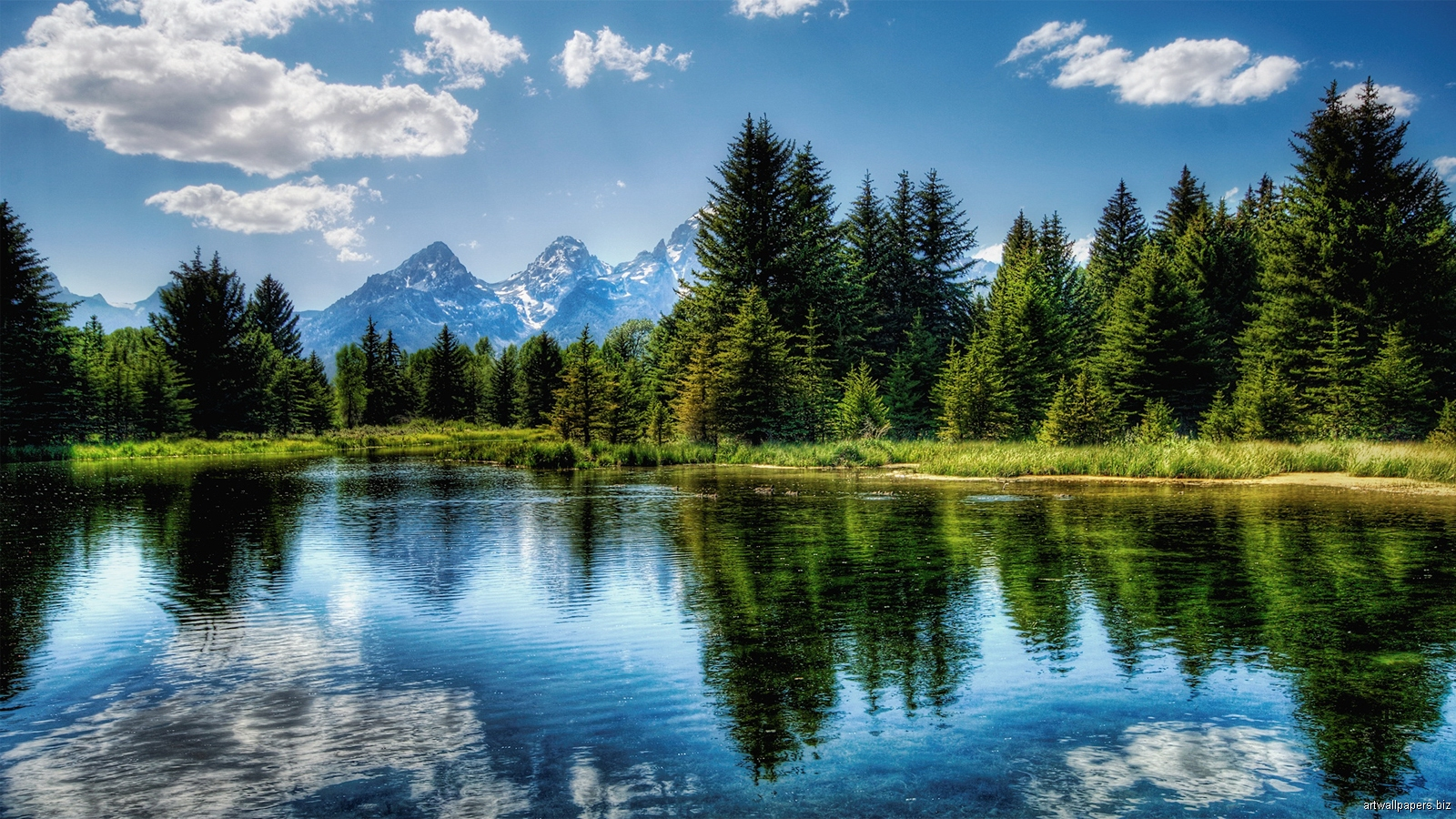 natural image hd wallpaper,reflection,natural landscape,nature,body of water,sky