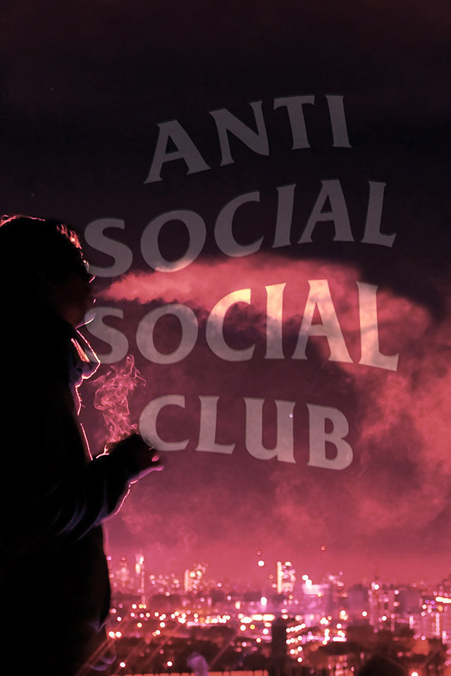 anti social social club wallpaper,text,font,pink,magenta,fireworks