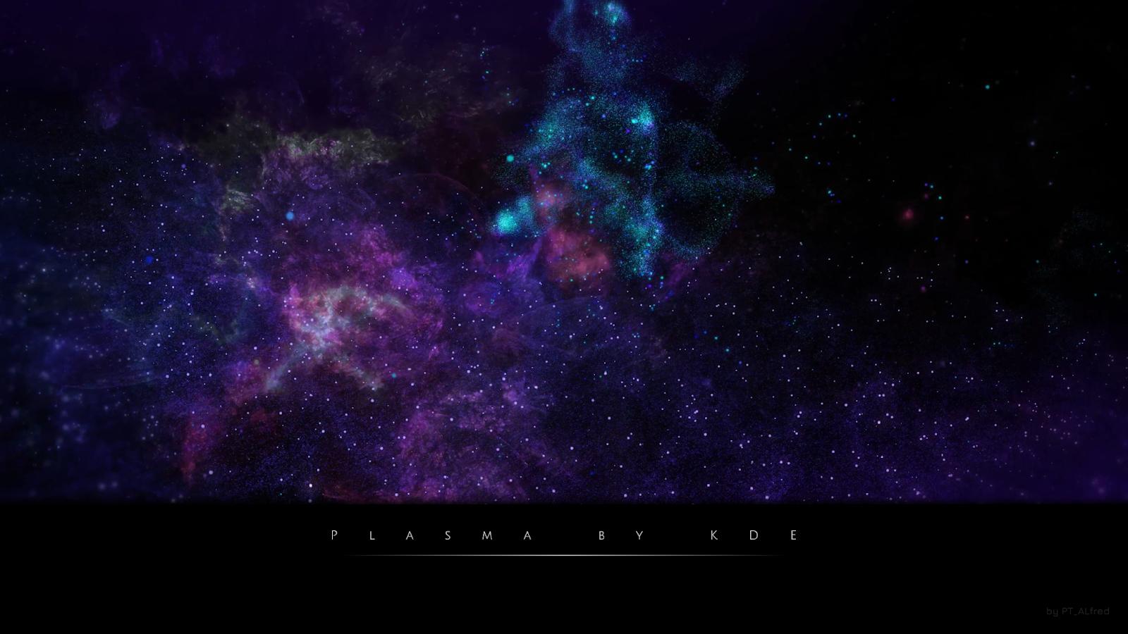 kde wallpaper,astronomical object,purple,sky,galaxy,violet