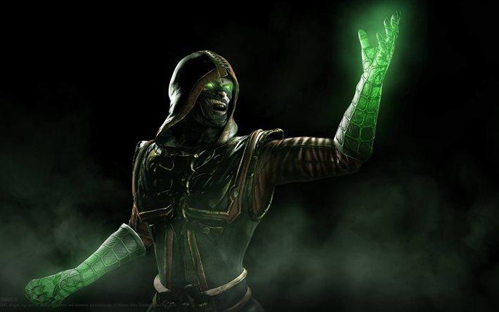 oyun wallpaper,green,fictional character,superhero,darkness,statue