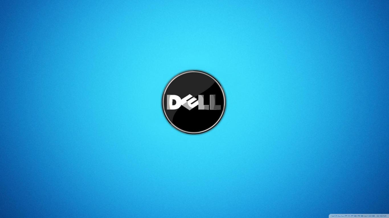 dell wallpaper 1366x768,blue,aqua,logo,turquoise,text