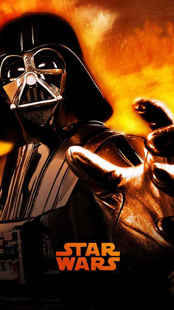 star wars cell phone wallpaper,movie,poster,fictional character,action film,supervillain