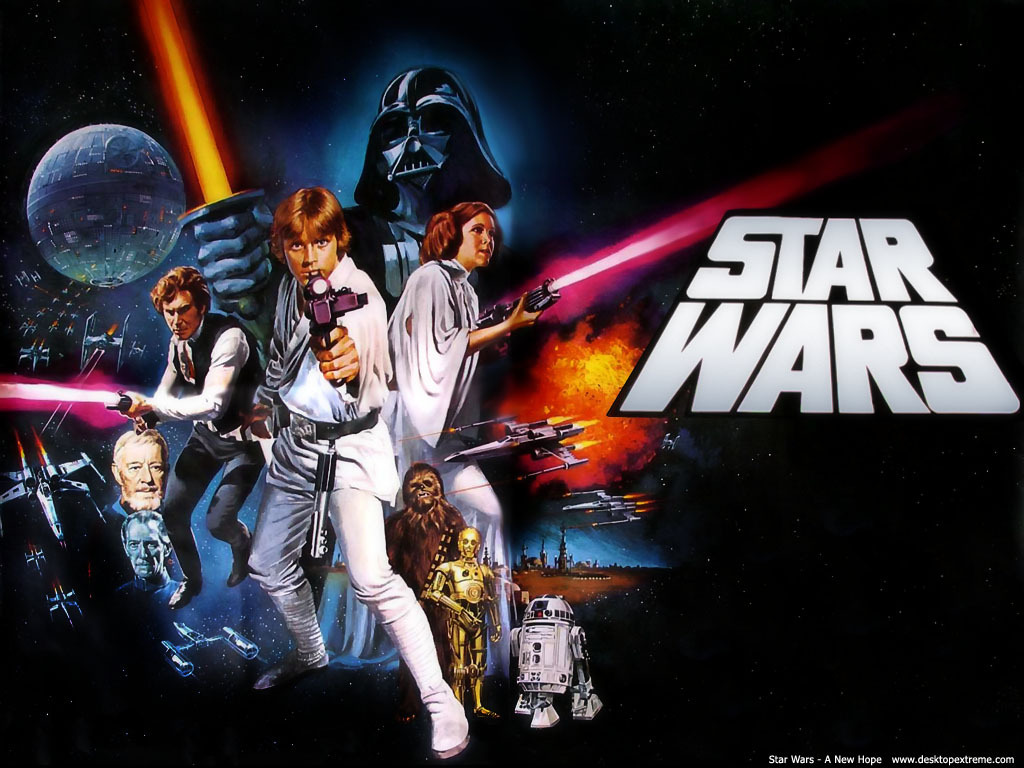 star wars computer wallpaper,album cover,graphic design,poster,fictional character,space