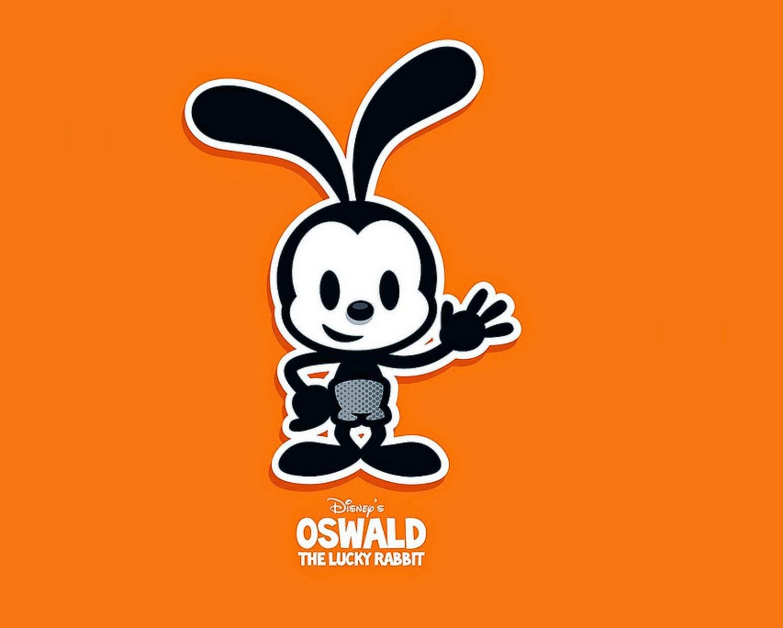 oswald wallpaper,cartoon,animated cartoon,rabbit,orange,logo