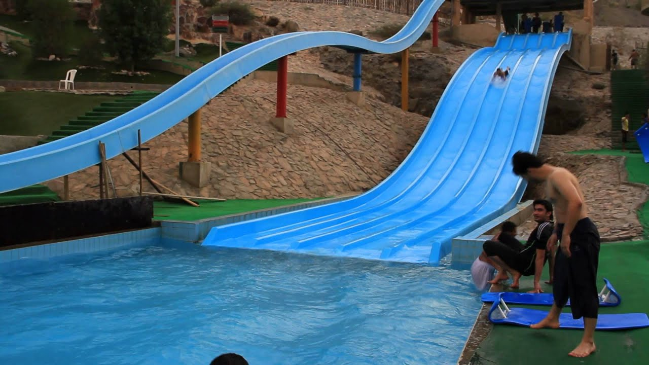 water park wallpaper,water park,leisure,chute,playground slide,swimming pool